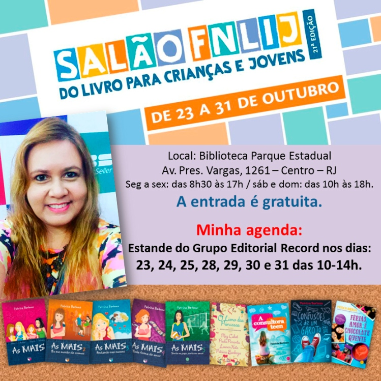 Convite FNLIJ 2019
